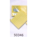 """4"""" x 3"""" Stick On Note (Yellow with line)"""