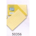 """5"""" x 3"""" Stick On Notes (Yellow with line)"""