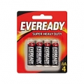Battery Eveready Super Heavy Duty AA - 6'