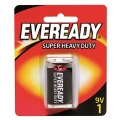 Battery Eveready Super Heavy Duty 9V