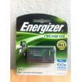 Battery -Energizer 9V Rechargeable