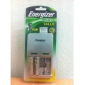 Energizer Rechargeable Battery -Value Charger - 2000MAH