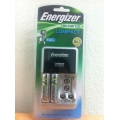 Energizer Rechargeable Battery -Compact Charger - 2450MAH
