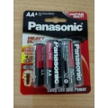 Battery Panasonic Heavy Duty AA - 6'