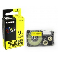 Casio EZ Label Printer Color Tape 9mm