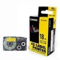 Casio EZ Label Printer Color Tape 18mm