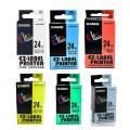 Casio EZ Label Printer Color Tape 24mm