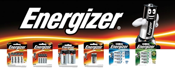 Energizer Battery Range