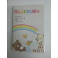Rilakkuma Plastic Cover Notebook A5