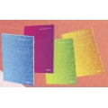 Hard Cover Foolscap Book - 120 pgs - 50 gsm