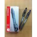 Stabilo 308 Retractable Ball Pen - Medium