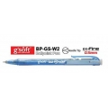 Gsoft W2 Retractable Ball Point Pen - 0.5mm