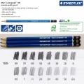 Staedtler 5H Mars Lumograph 100 Pencil