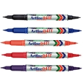Artline 041T Permanent Twin Marker