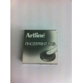 Artline Finger Print Pad - Black