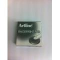 Artline Finger Print Pad - Black