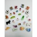 Fancy Eraser ~  2 pcs / pkt